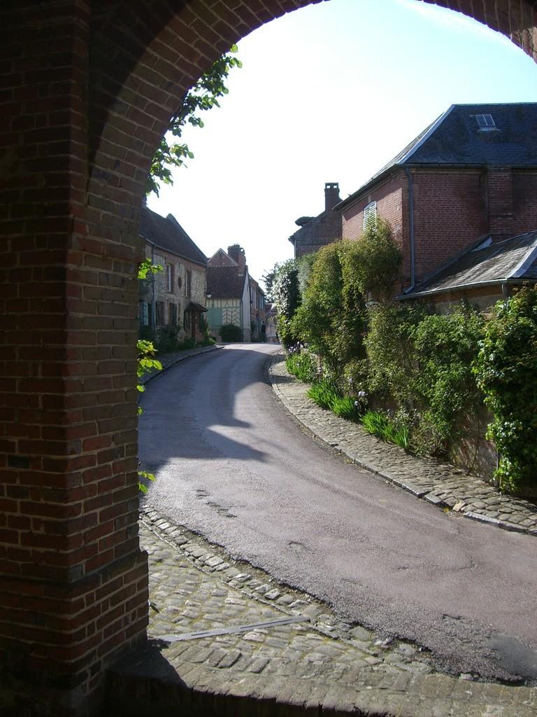 La rue du Logis du Roy