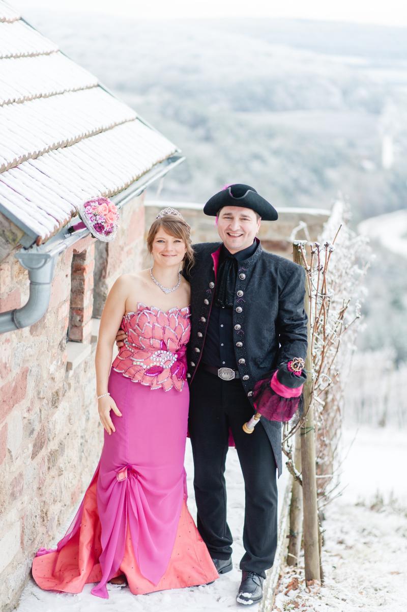 Prinzenpaar Aschfeld 2016/2017