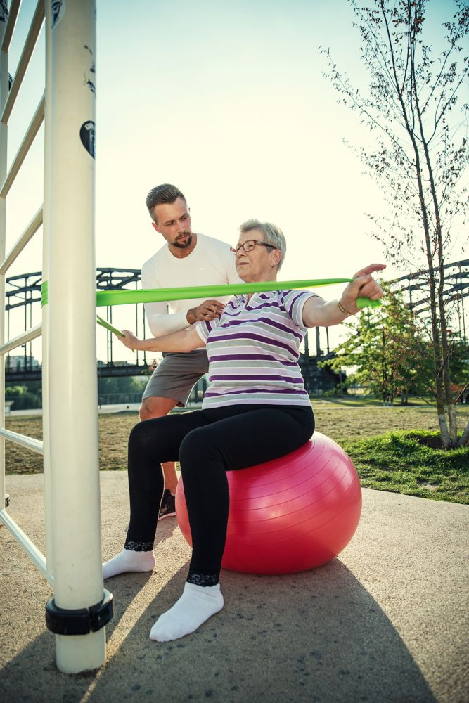 Gesundheitstraining - MIND YOUR HEALTH Christoph Wieloch