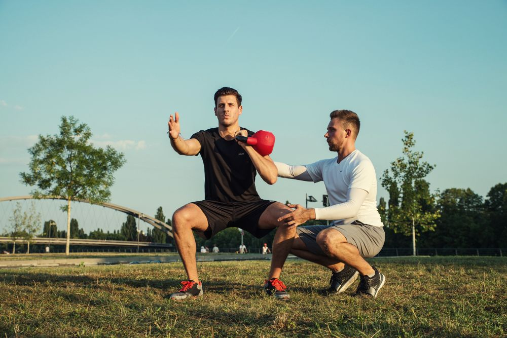 Functional Training - MIND YOUR HEALTH Christoph Wieloch