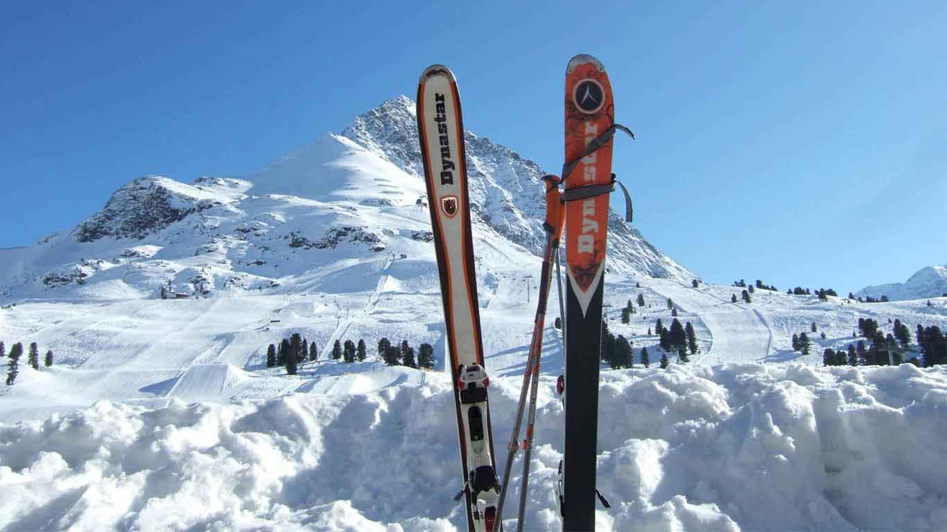 Tolle Skigebiete.
