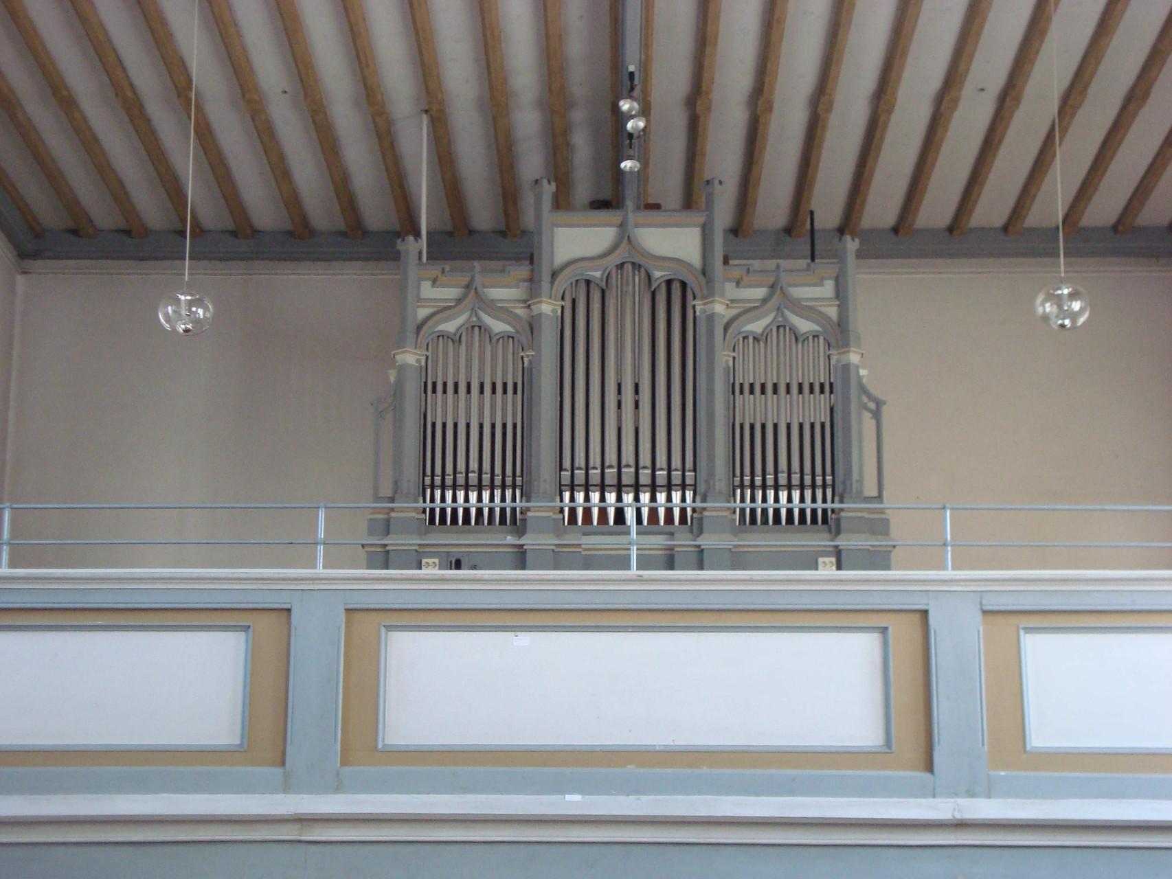 Willing, Steinmeyer-Orgel, I/9, Generalüberholung