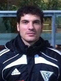 trainiert zukünftig die Herren des SV Unterweissach. Giovanni Iorfida