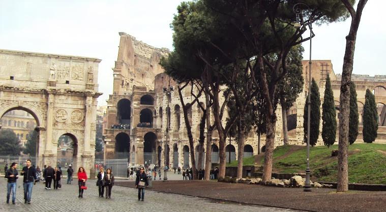 экскурсия из Чивитавеккья в Рим