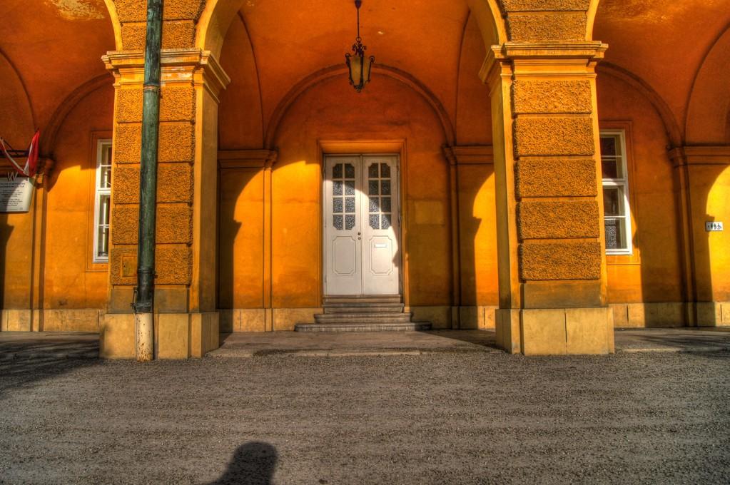 Main Entrance I