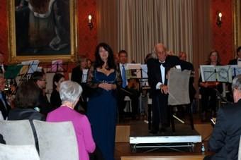 Konzert 2012 mit Münchner Ärzteorchester im Rathaussaal Pfaffenhofen