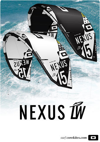 Core Nexus, Core Kiteboarding, Core Nexus LW,