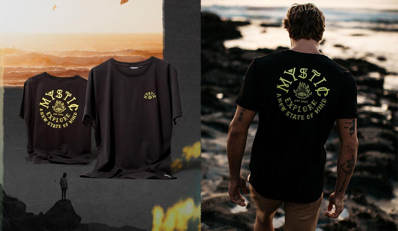 Mystic Dealer, Mystic Tee, Mystic T-Shirt, Mystic Shirt, Mystic Brand 2.0, Mystic Brand Tee, Mystic Lifestyle