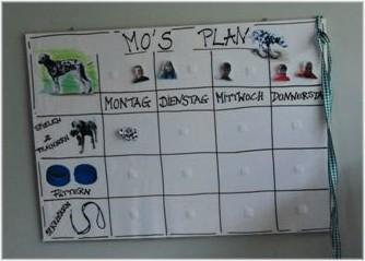 """Der """"Mo-Wochenplan"""""""