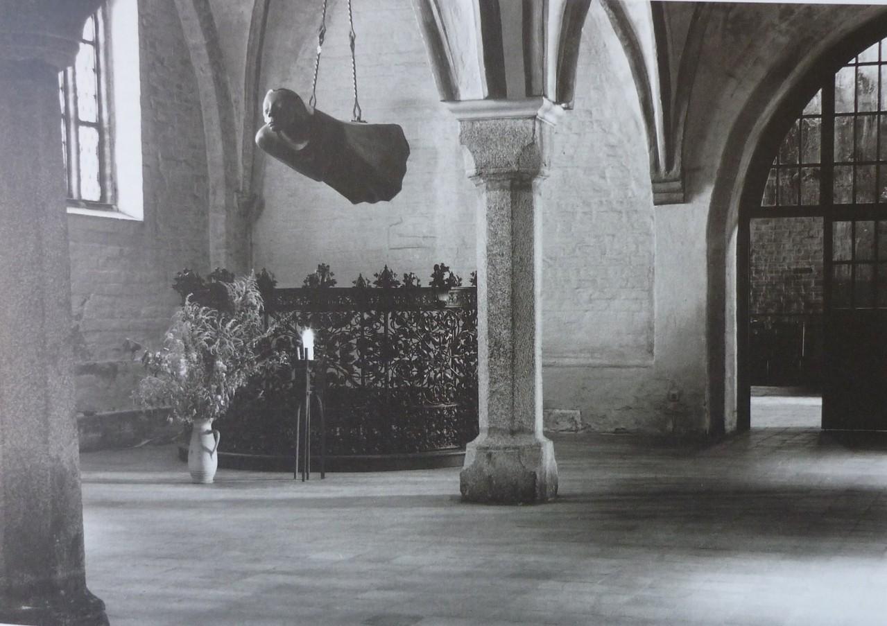 Ehrenmal die im I. Weltkrieg 1914/1918 gefallenen Mitglieder der  Güstrower Domgemeinde im Dom zu Güästrow