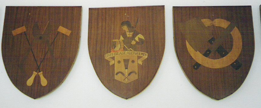 Wappenfries Handwerkerschaft