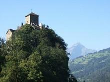 Burg Scharans