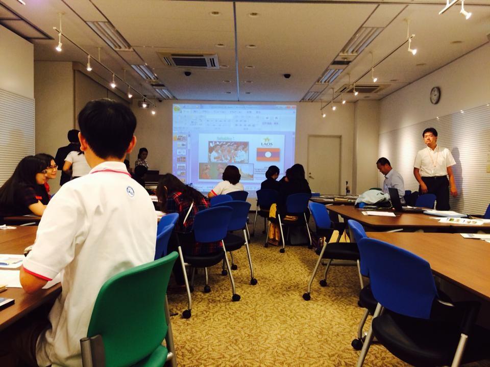 ASEAN地域交流会