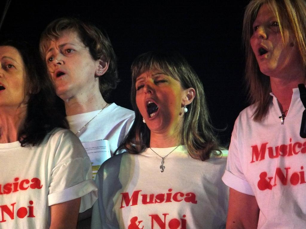 """Concerto """"Musica e Noi"""""""