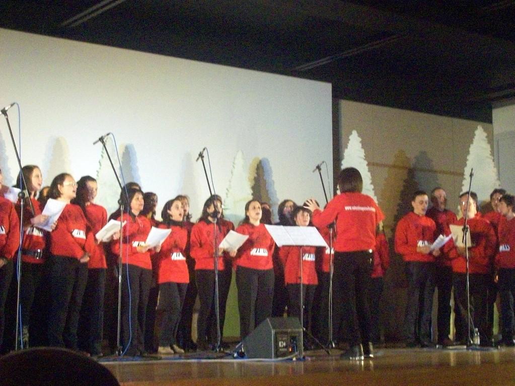 Coro Giovani Adulti di San Carlo