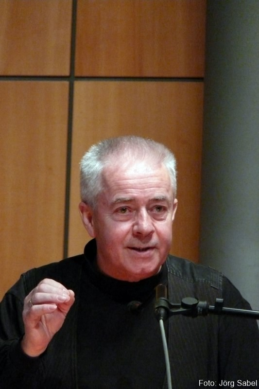 Der Leipziger Pastor Christian Führer