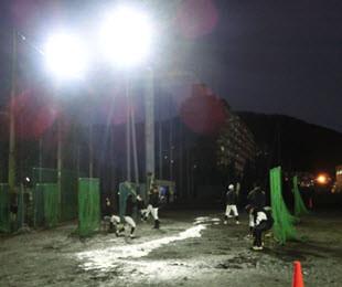 太田工業 グラウンド