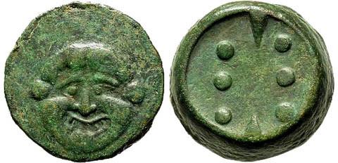 Hemilitra 31,04 g. - Collezione privata