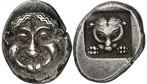The New York Sale XXVII - 4 January 2012, Lot n. 366. Ex The Prospero Collection of Ancient Greek Coins