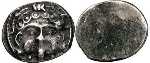 The New York Sale XXVII - 4 January 2012 , Lot n. 4. Ex The Prospero Collection of Ancient Greek Coins; Ex Spink Auction 82, London - 27 March 1991, lot 397