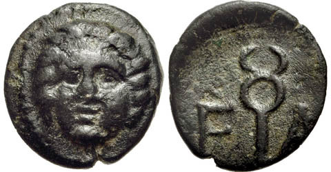 Classical Numismatic Group - Electronic Auction 220 - 14 October 2009, Lot n. 167