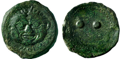 Hexas 6,19 g. - Collezione privata