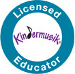 Licenced Kindermusik Educator Logo