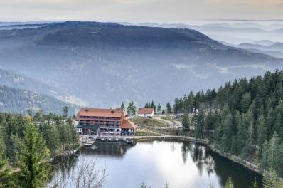 Mummelsee / Allerheiligenwasserfälle