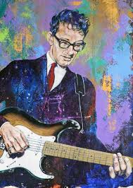 Buddy Holly Many Colors