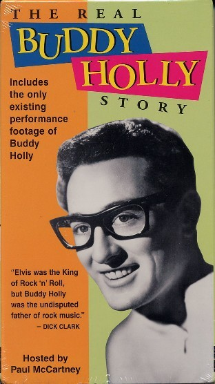 The Real Buddy Holly Story, hosted by Paul McCartney