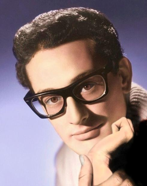 Buddy Holly Fan Pages by Hans