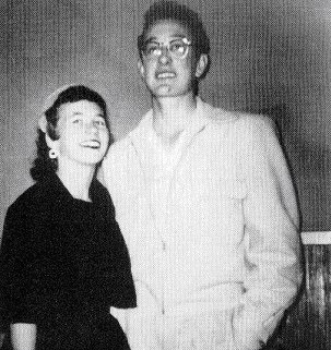Buddy Holly and first love Echo McGuire