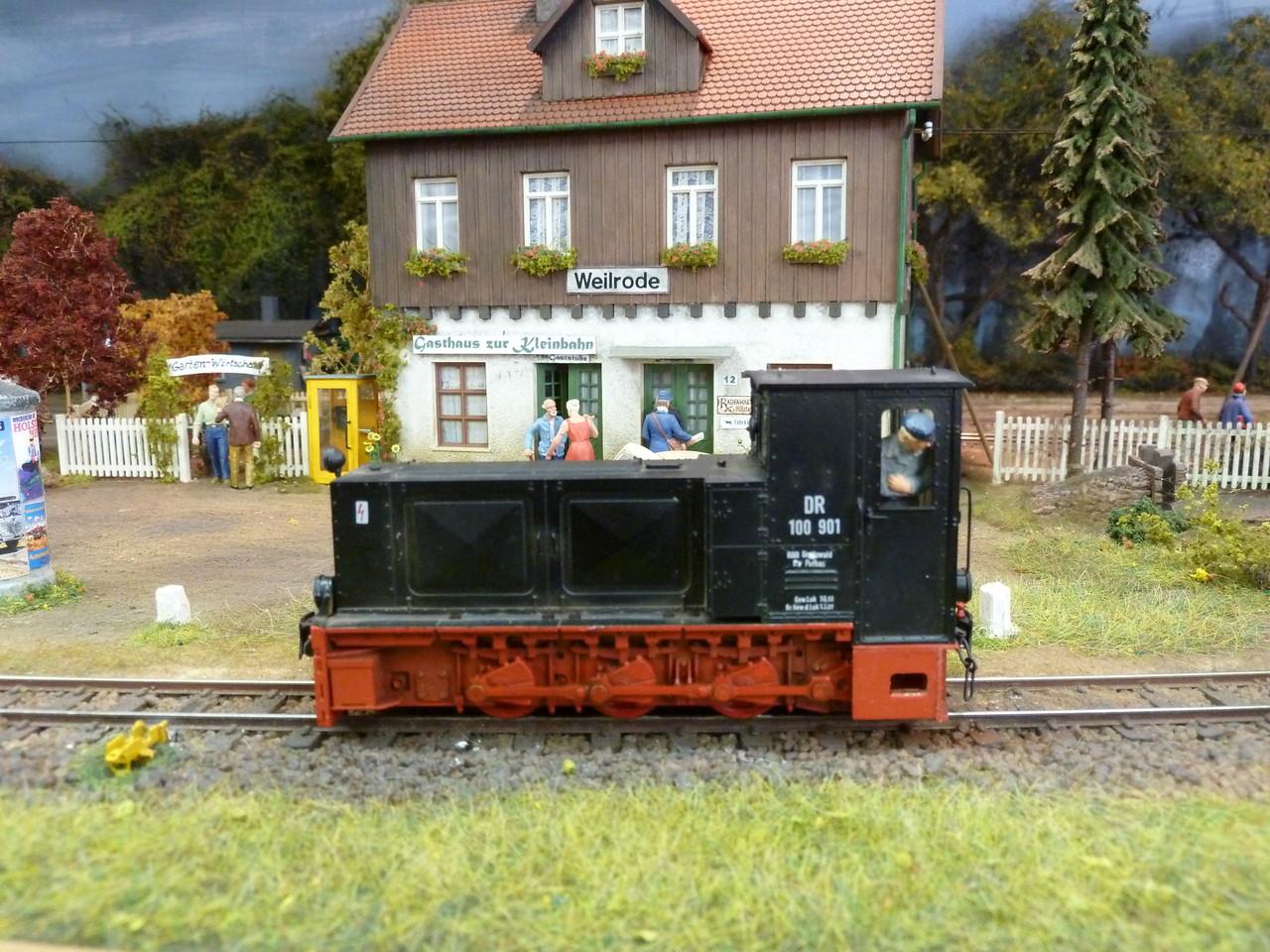 Bahnhofsvorfeld Weilrode