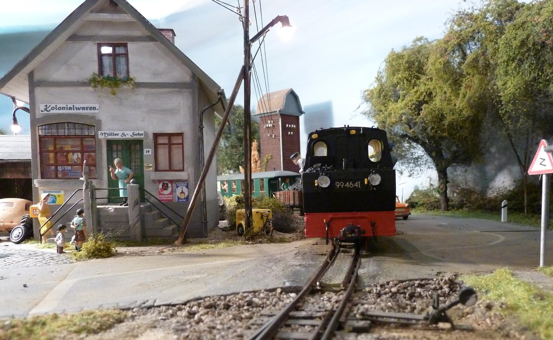 Bahnübergang Weilrode