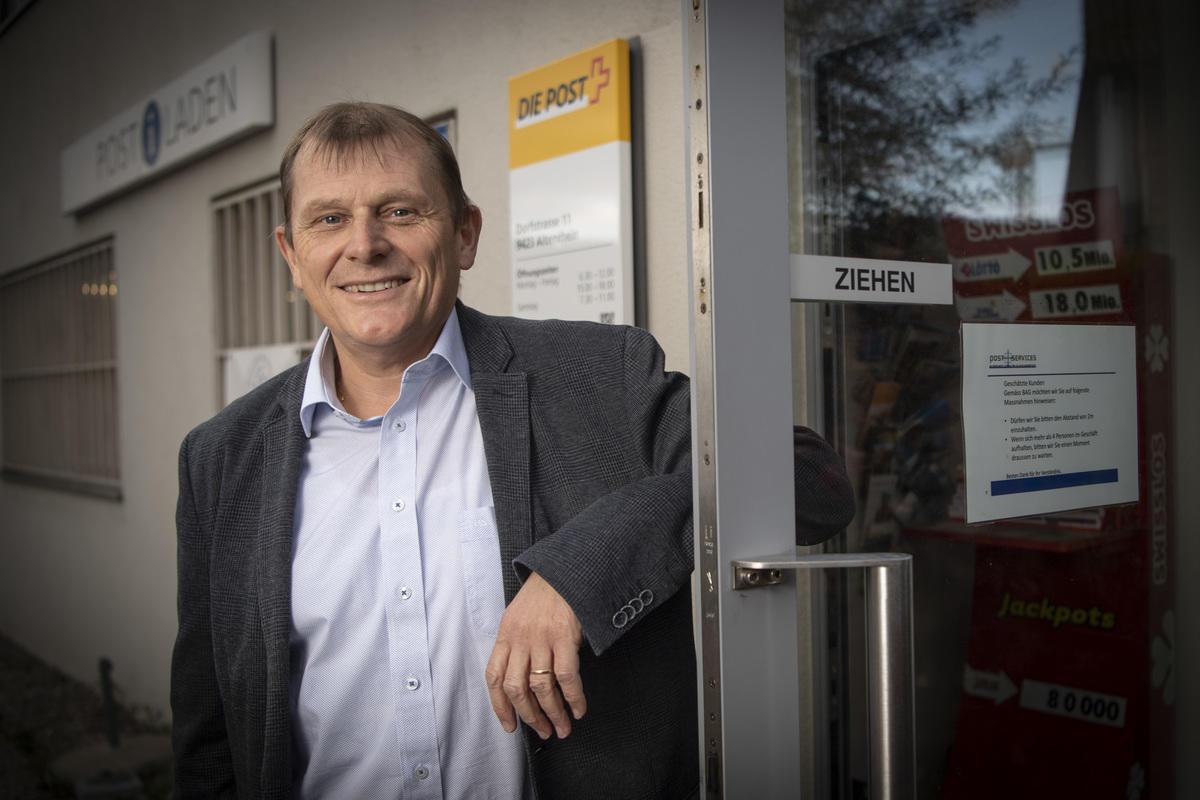 Felix Bischofberger ist neuer Präsident von Travail Suisse Ostschweiz