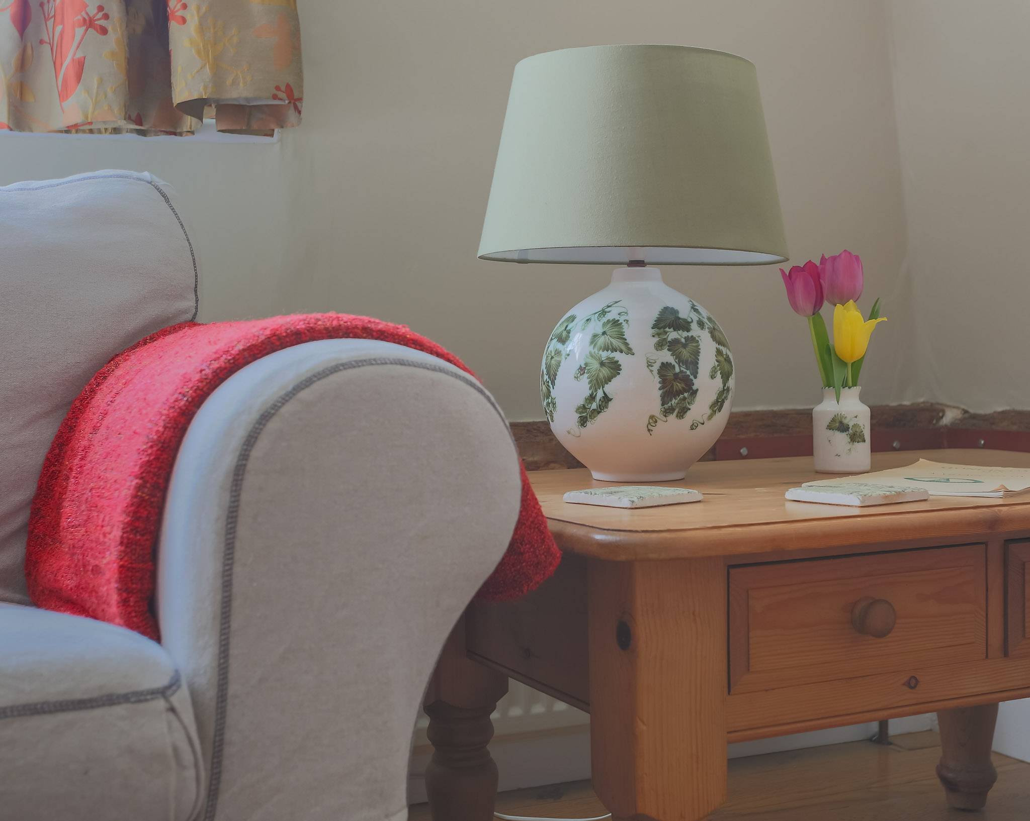There are lots of little touches to make you feel at home