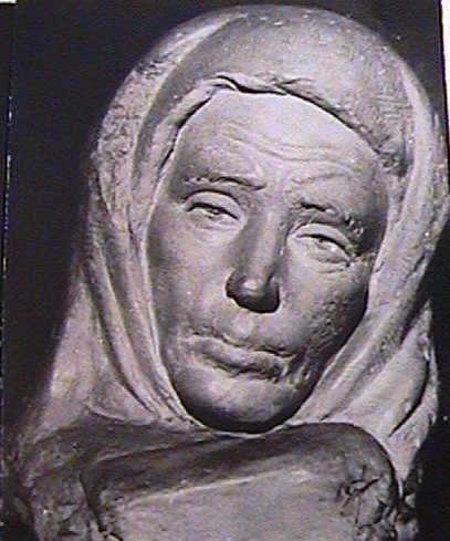 (16) Скорбь (Материнское горе. Грусть.) (ок. 1911г.)