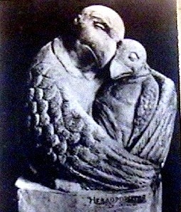 (16) Нездоровится птичке (1915г.)