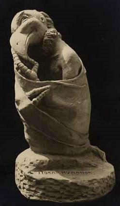 (11) После купанья (ок. 1915г.)
