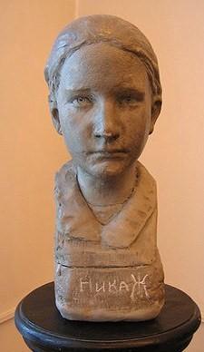 (16) Вероника, дочь скульптора (1919г.)