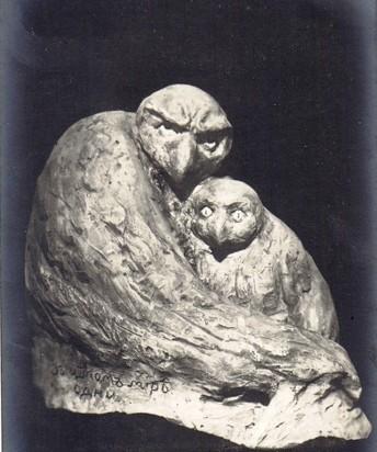 (25) В целом мире одни (ок. 1909г.)