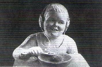 (21) Весь мир я слушаю и кашу кушаю (1928г.)