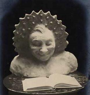 (11) Над книгой мудрости человеческой (ок. 1906г.)