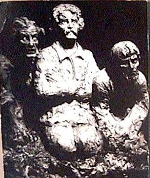 (16) В камере смертников (1921г.)