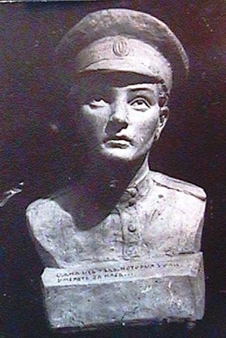 (16) Одна из тех, которые ушли умирать за нас... (1915г.)