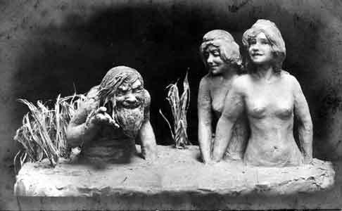 (1) Сказка лешего (водяного) (1906г.)