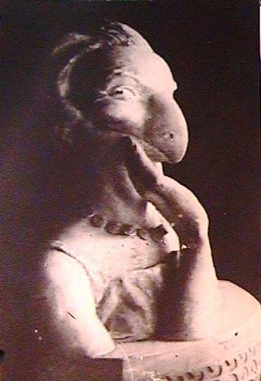 (16) В ложе первого яруса (1925г.)