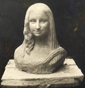 (9) Domina nostra (Мона Лиза. Джоконда.) (1911г.)