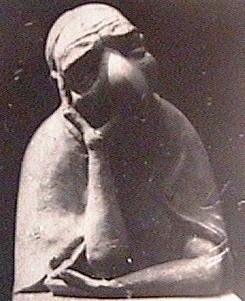 (16) Вдова (1915г.)