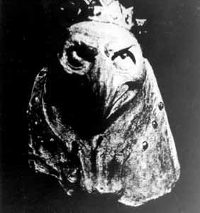(1) Старый ворон (1907г.)